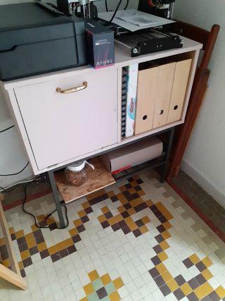 Mueble decorativo para almacenaje