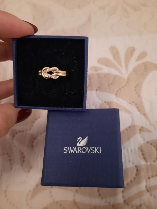 anillo Swarovski
