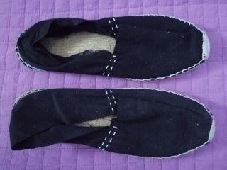 zapatillas alpargatas hombre talla 43