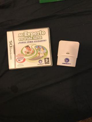 Juego para hacer vida sana de Nintendo ds