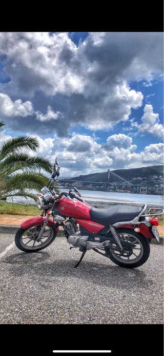 Yamaha ybr Classic 125cc