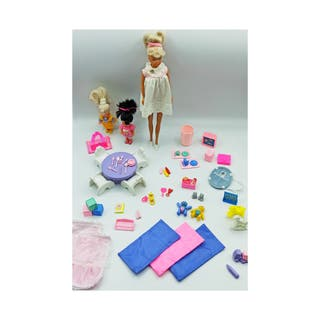 Guardería de la Barbie
