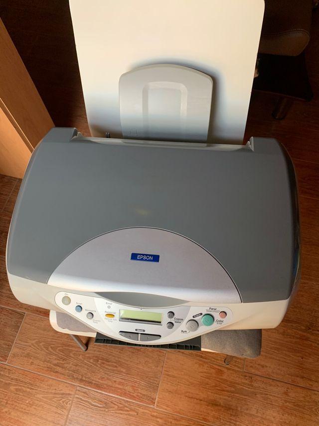 Impresora completa