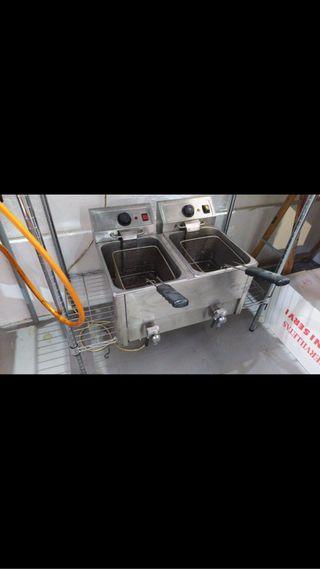 Freidora Industrial