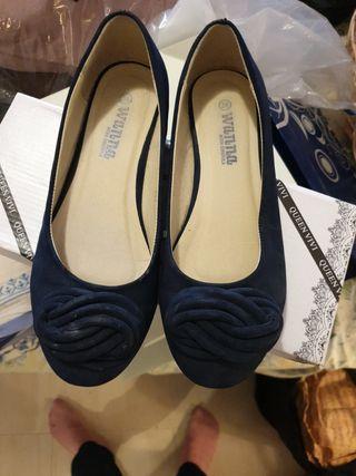 zapatos bailarinas moda española