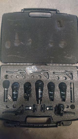 Kit micros batería t bone