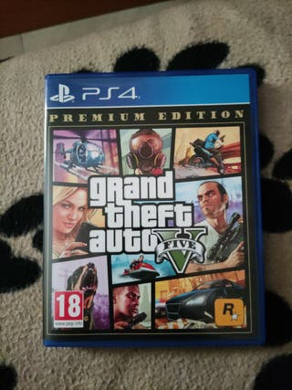 GTA 5 premium edition