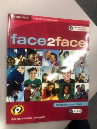 Face2face Elementary Students Book A1&A2
