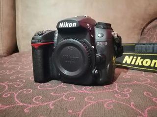 Vendo cuerpo cámara Nikon D7000