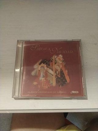 sabor a navidad MOCCA 1995 CD