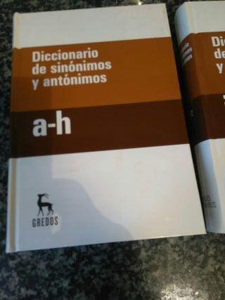 hola se vende Diccionario