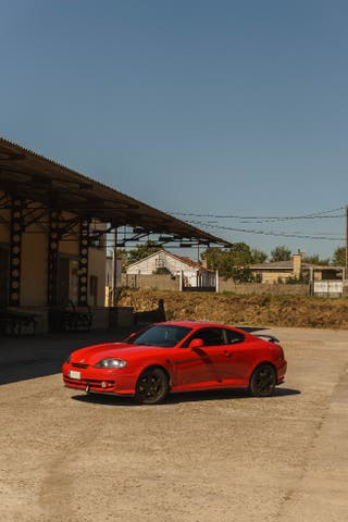 Hyundai Coupe 2002 urge