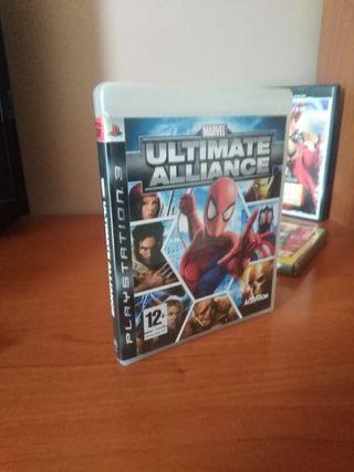 ultimate Alliance ps3 más Hannah Montana