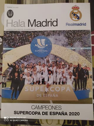 Revista Oficial Real Madrid