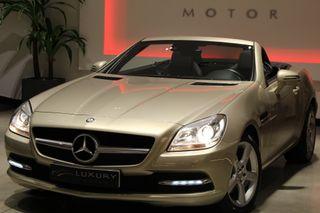 Mercedes-Benz SLK 200 *184cv* AUTOMÁTICO