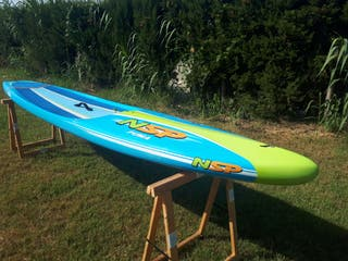 Vendo tabla de SUP NSP Puma carbon 14x28 del 2018