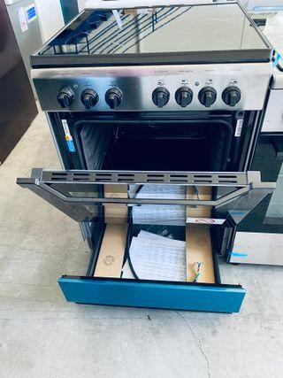Cocina Indesit 4 Fuegos