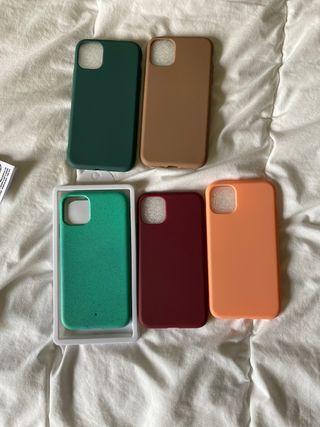 Fundas iPhone 11/XR