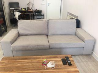 Vendo sofà 3 plazas Kivik IKEA