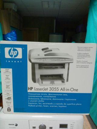 Impresora LaserJet HP multifunción
