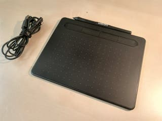 Tableta Wacom Intuos S Black, como nueva