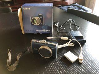 Cámara Digital Canon Power Shot SX 200 IS