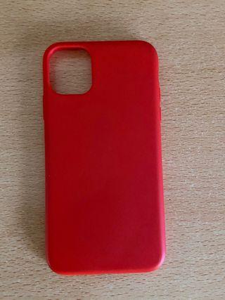 Funda iPhone 11 - Rojo