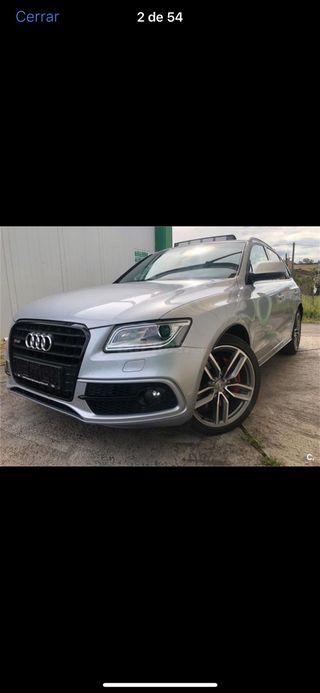 Audi SQ5 2016/10