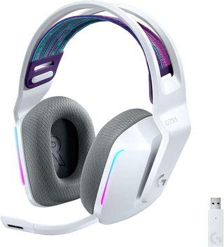 Auriculares con Micrófono Inalámbricos Logitech G7