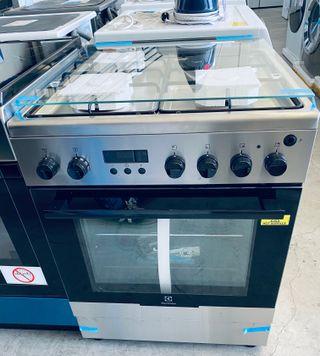 Cocina Electrolux Gas + Electric