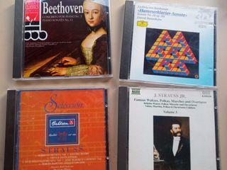 grandes compositores música clásica