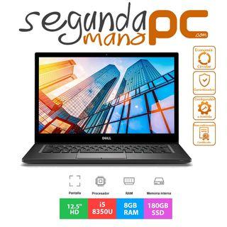 Dell Latitude 7290 - Core i5 - 8GB RAM - 180GB SSD