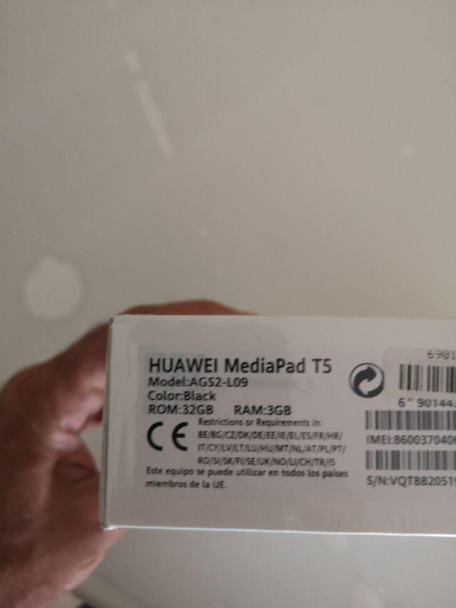 tablet huawei T5 wifi+4g