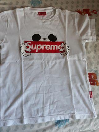 Camiseta niño Supreme