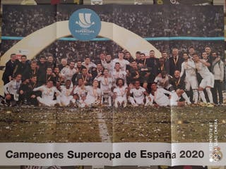 Posters Oficiales Real Madrid