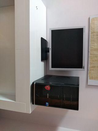 PC sobremesa Medion+ monitor LG