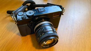 Camara Fujifilm Pro 1 + objetivo 50mm