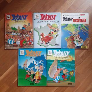 5 Asterix En Catalan 10e por todos