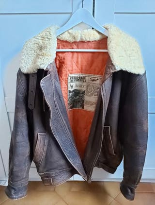 chaqueta avirex