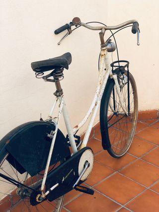 Bicicleta Bianchi años 70