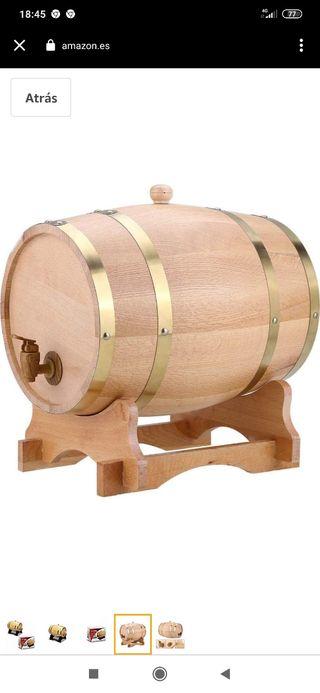 barril para vino