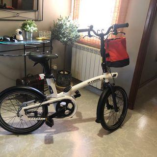 Cambio o vendo bicicleta plegable tilt 720