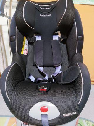 silla coche grupo0+/1