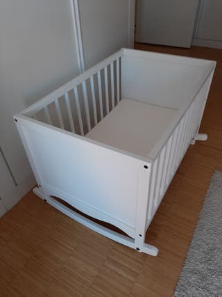 Minicuna Solgul de Ikea