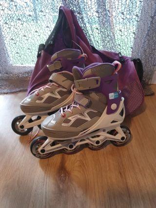 patines en línea niñ@