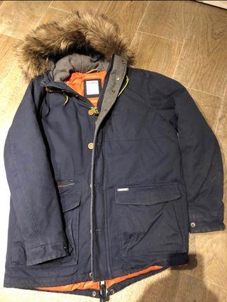 Chaqueta abrigo hombre