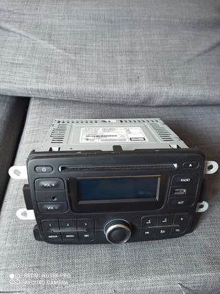 Radio cd Bluetooth para Dacia / Renault