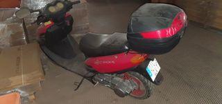 se vende moto de 125cc para piezas