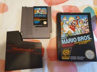 NES Super Mario Bros