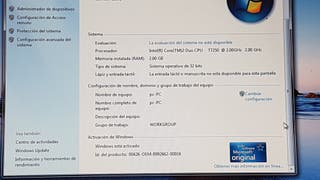 Ordenador de sobremesa Microsoft Windows 10 Proces